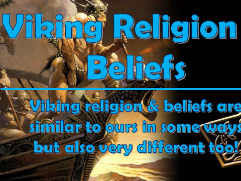 Viking Religion & Beliefs