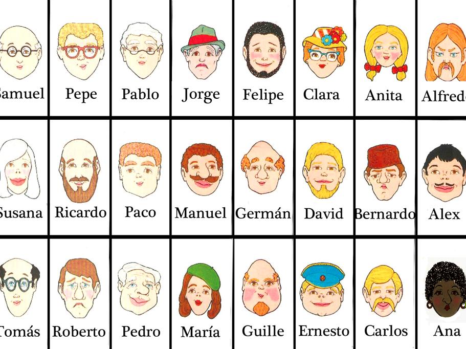 Guess Who español