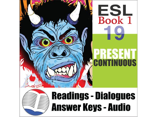 ESL Readings & Exercises Book 1-19