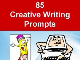 85 Writing Prompts (Quick Write Topics)