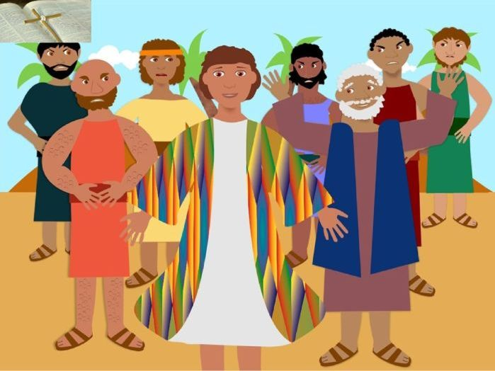 Joseph the Dreamer, Video Bible story, KS1/2