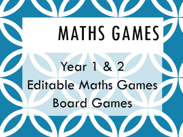 Maths Games - Key Stage 1