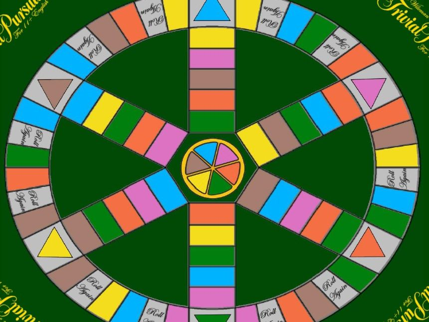 Trivial Pursuit for 11+ English