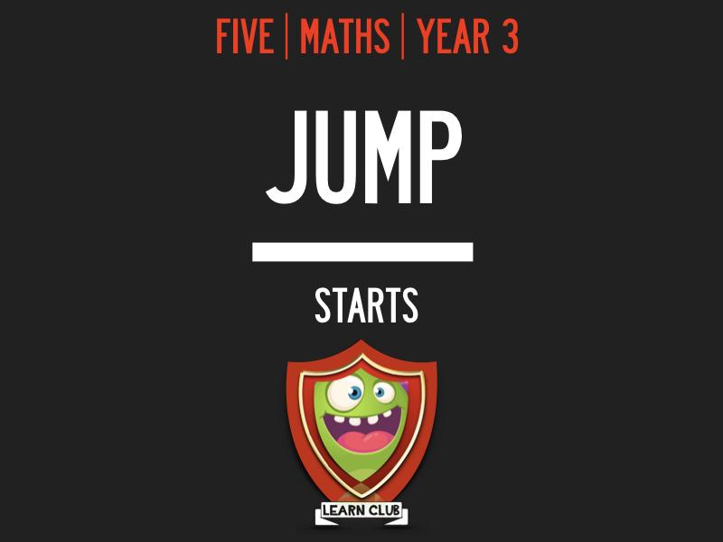 KS2 | 5 MATHS JUMP STARTS BOOK 20