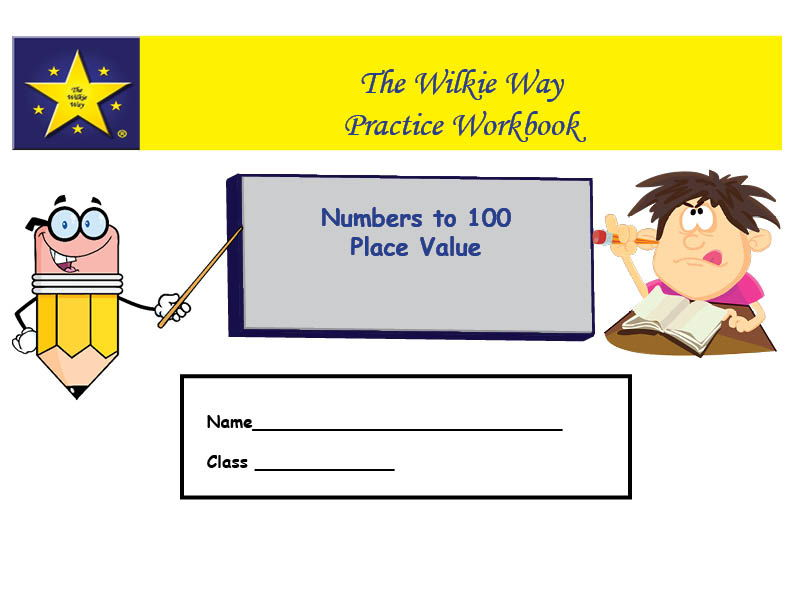 Practice Workbook Numbers to 100 (Place Value)