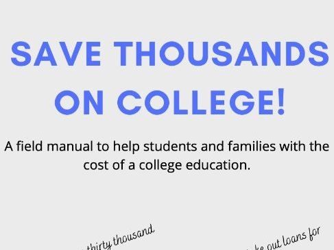 Save Thousands on College!