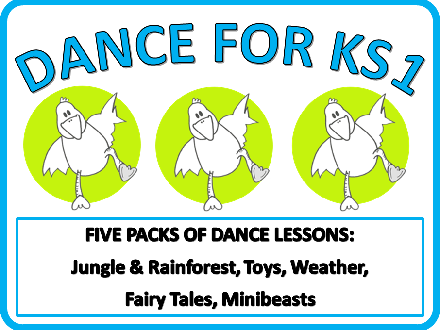 DANCE FOR KS1