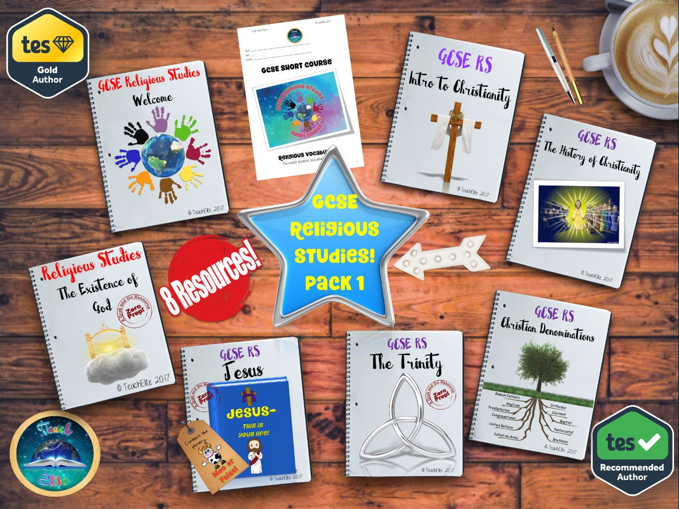 Religious Studies Intro Pack 1