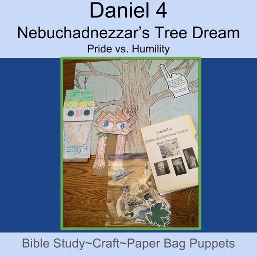 Bible Study: Nebuchadnezzar's Dream- Daniel 4