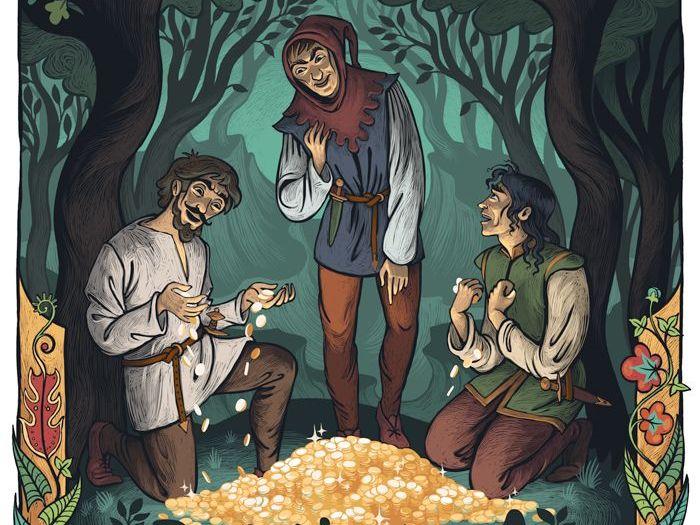 Drama KS3 SOW Canterbury Tales (virtual learning scheme)