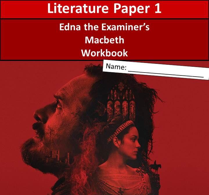 Macbeth GCSE Revision Activity Workbook