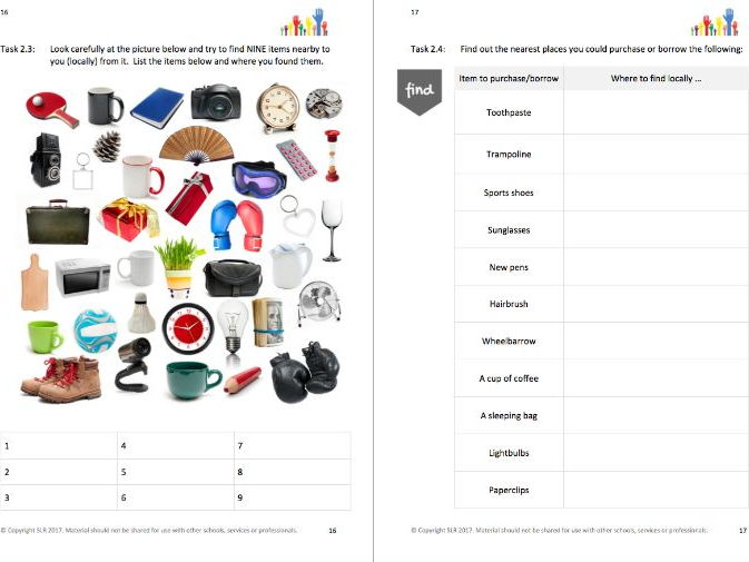 Supporting Learnings Shop Teaching Resources Tes