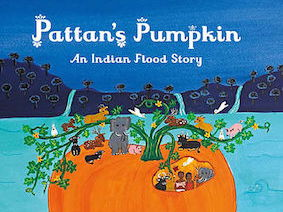 Crossword Puzzle based on story Pattan's Pumpkin
