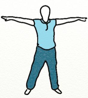 gymnastics EYFS, Y1 and Y2
