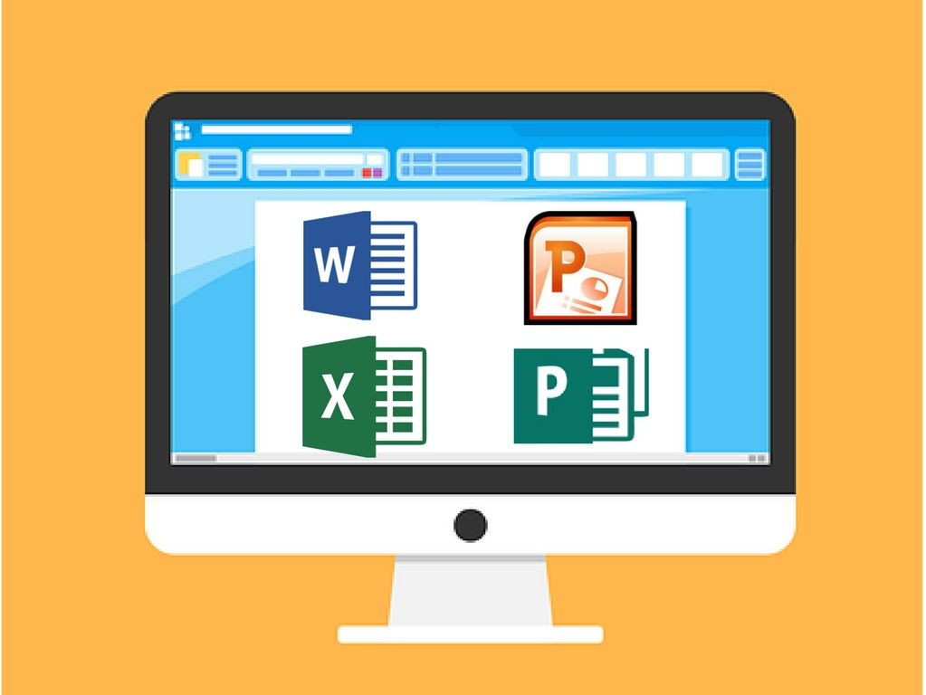 Microsoft Office Bundle (Word, Excel, Powerpoint, Publisher)
