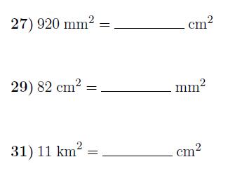 Converting metric units Bundle 2