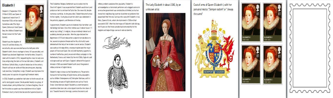 Elizabeth I Bundle