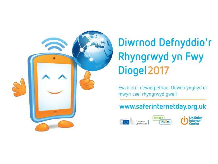 Diwrnod Defnyddio'r Rhyngrwyd yn Fwy Diogel 2017 - Pecyn Adnoddau Uwchradd - plant 11-14 oed