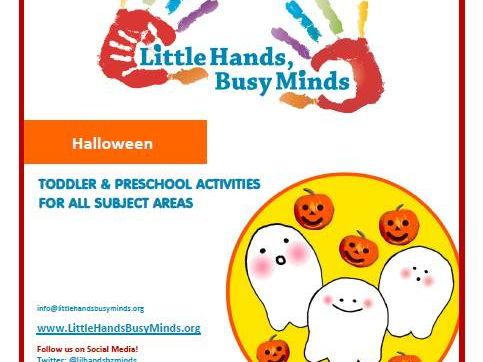 Halloween - Mini Thematic Unit