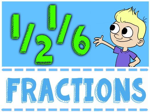 Fractions: KS1 Games and Activities