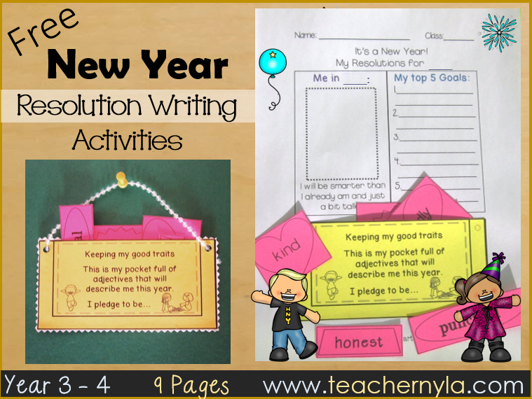 New Year's Day Activities and Goals