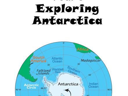 KS3 Antarctica SoW