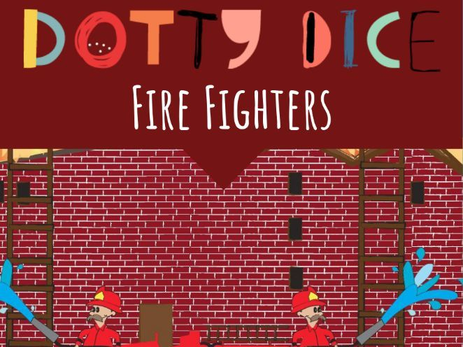 Measurement Board Game - Fire Fighters - Compare the Length of Two Objects