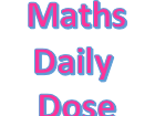 Daily Dose of Maths