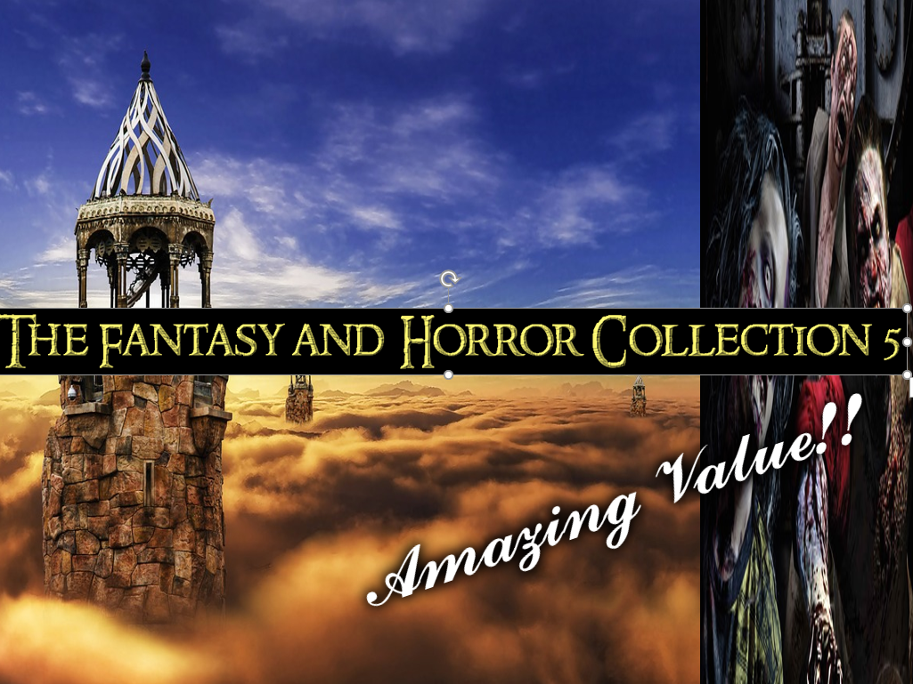 The Fantasy and Horror Collection 5