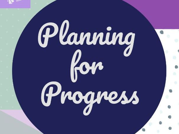 TS2 Planning for Progress CPD Resources