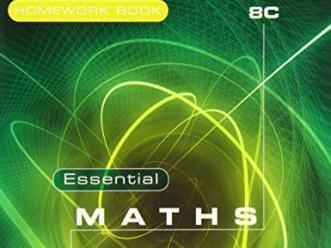 8C Homework book