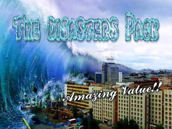 The Disaster Pack - Dystopian or Disaster Collection
