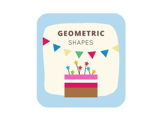 Geometric Shapes! Flash Cards
