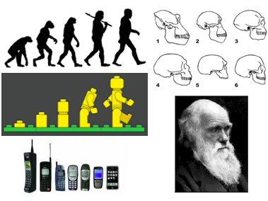 Lesson on evolution and speciation for GCSE Combined Science (AQA)