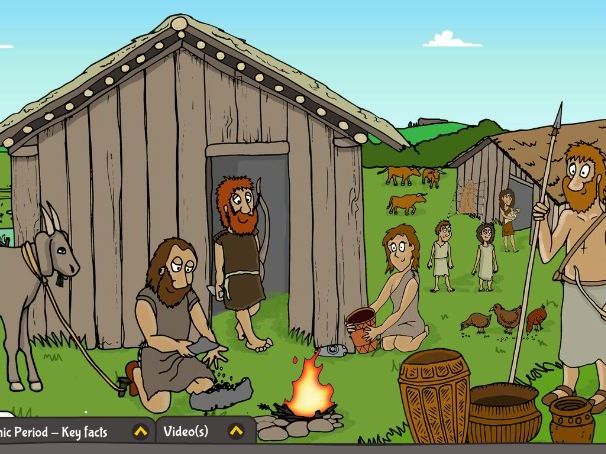 The Stone Age Neolithic