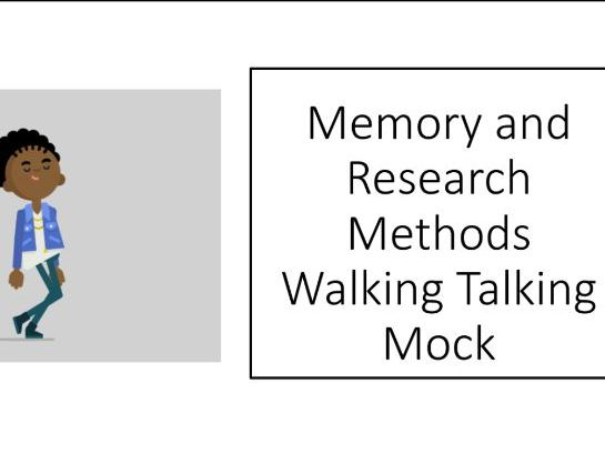Memory Revision session AQA A Level Psychology