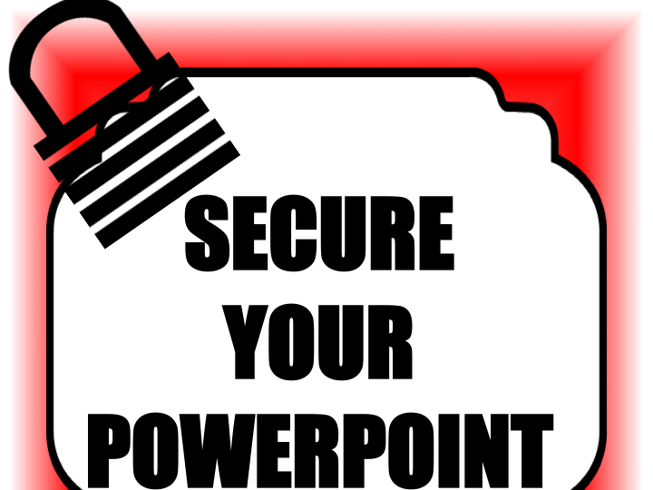 PowerPoint: How to Secure and Protect Your PowerPoint Presentation: Apple/Mac