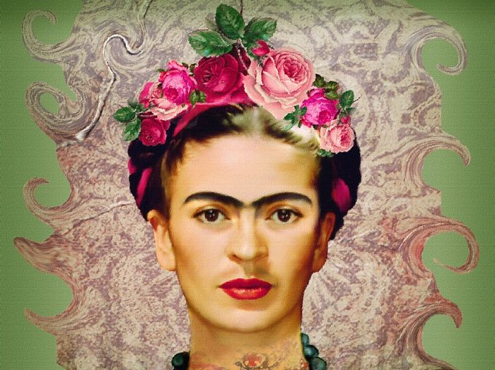 Frida Kahlo - Set of resources