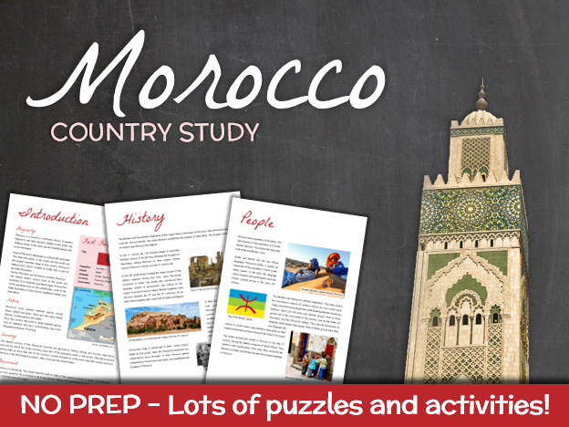 Morocco (country study)