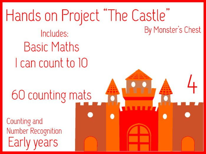 "Hands on project ""The Castle"" 4 Let's count to 10"