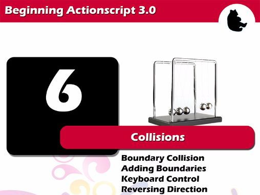 Beginning Flash / Actionscript - Collisions