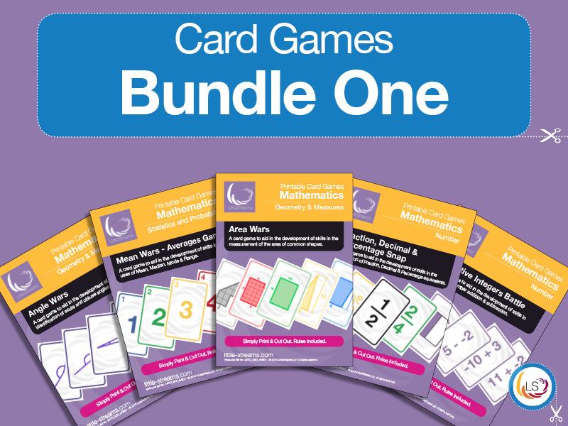 Card Game Bundle 1