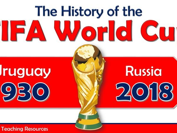 The History of the FIFA World Cup