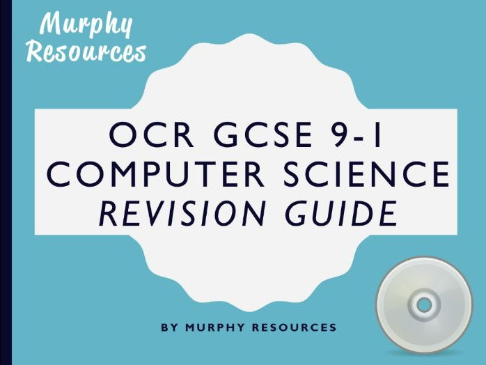 GCSE 9-1 Computer Science Revision for OCR (Sample)