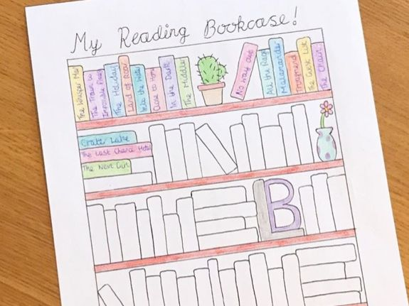 Reading Bookcase