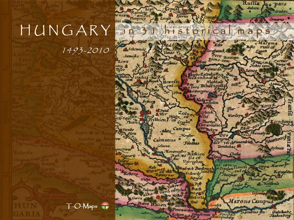 Historical e-Atlas Hungary