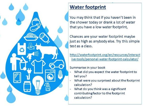 Water security and management- Double lesson with case studies, homework (Development AQA , Eduqas)