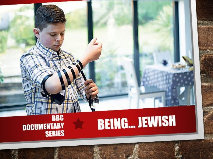 """BBC Programme: """"Being... Jewish"""": Learning Mat"""