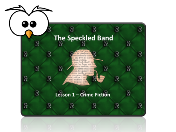 Speckled Band - Lesson 1