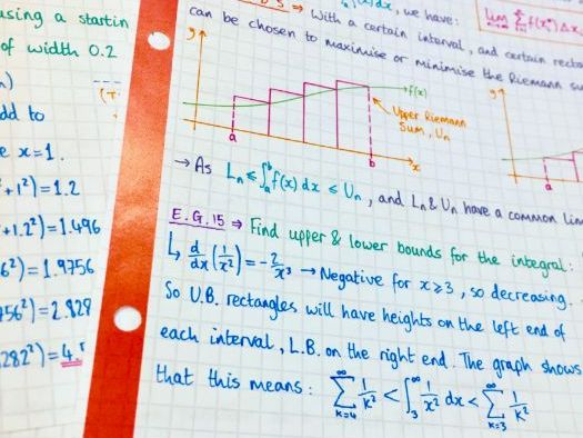 IB Maths HL - Topic 9 Calculus (Option) - Notes